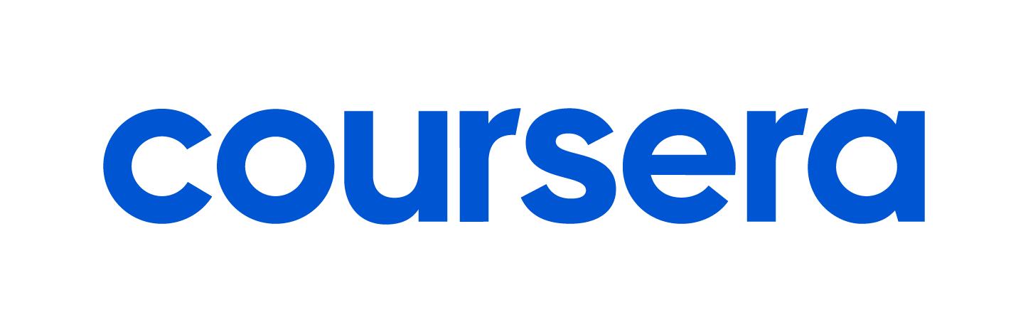 Coursera Learning Platform Logo.